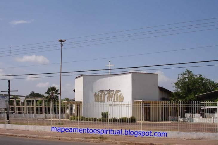 Macapá (AP) - Igreja de S. Rita