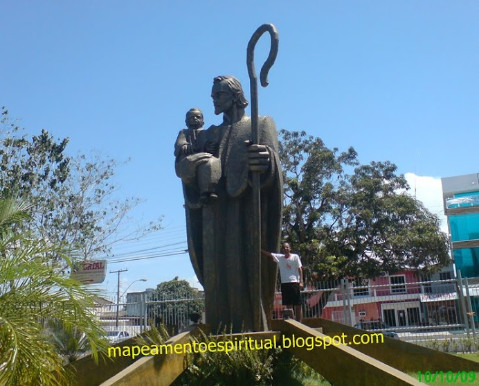 Estátua de S. José