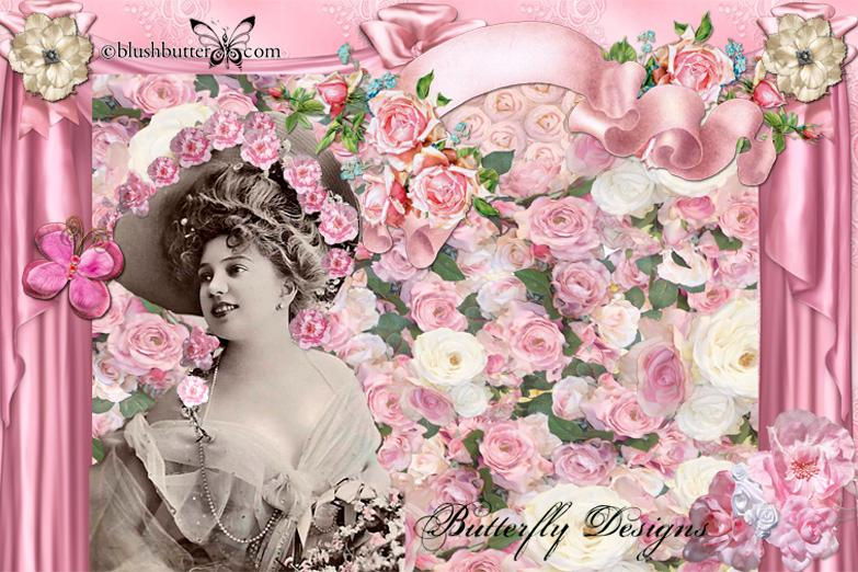 ButterflyDesigns Digital Scrapbooking