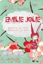 """Notre dernier spectacle """"Emilie Jolie"""" le 5 juin 2010"""