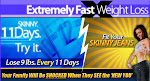 Extremely Fast Weight Loss: