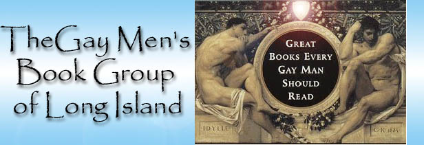 Welcome, to the official website of the Gay Men's Book Group of Long Island.