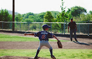 Joshua's Baseball Season