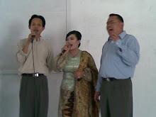 Pisah Sambut Angg KPU Kab RL 2008