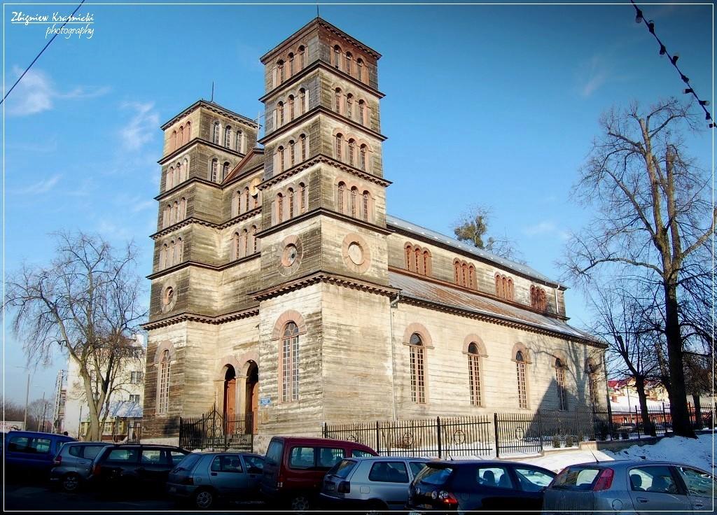 Cerkiew prawosławna w Lidzbarku Warmińskim