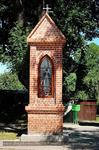 Kapliczki warmińskie: Biskupiec