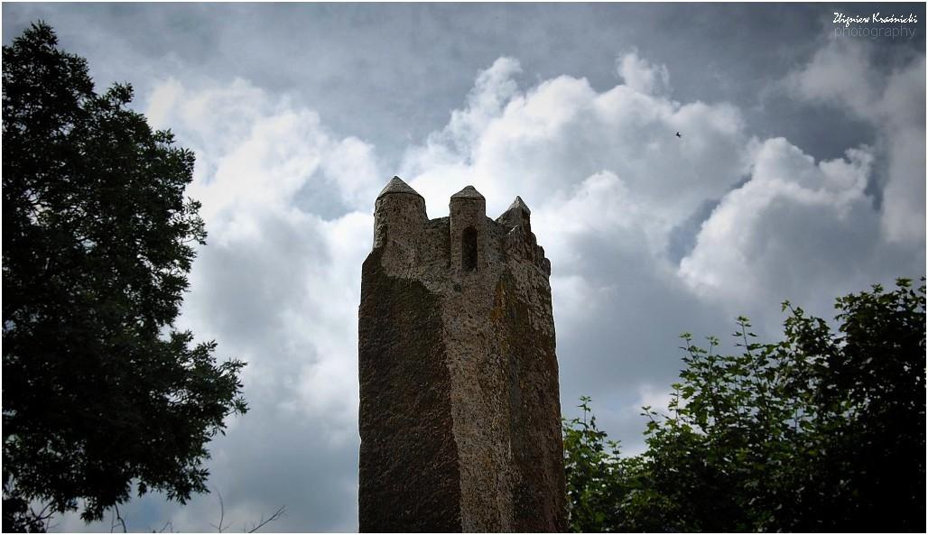 Reszel. Zamek biskupów warmińskich w miniaturze