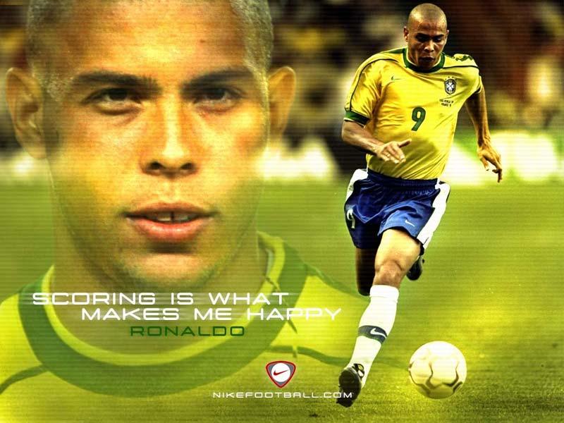Ronaldo Lu�s Naz�rio de Lima