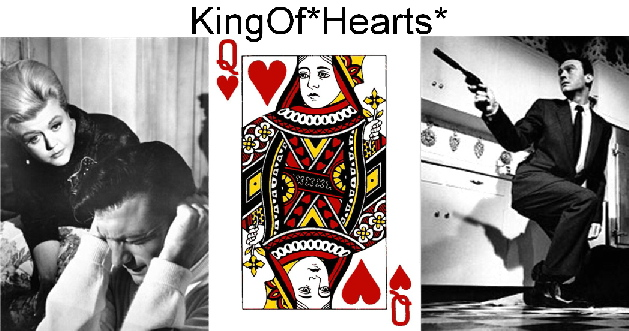 KingOfHearts maybe Schlessinger
