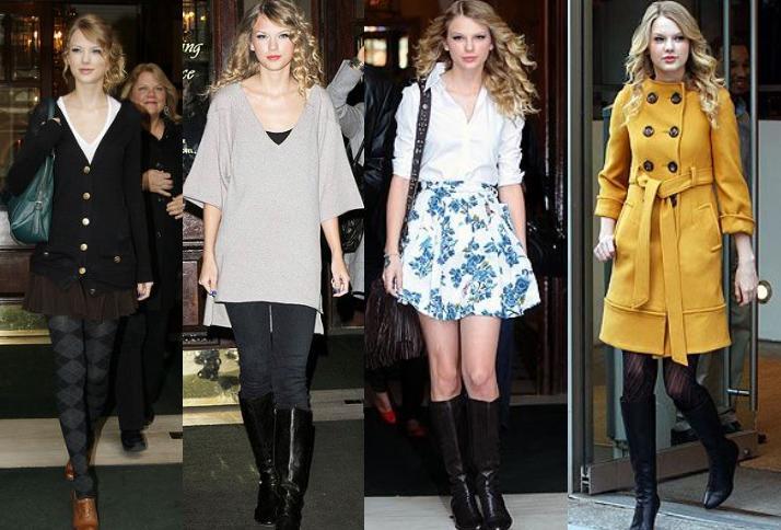 Glamour Fabulous Fashion Love Taylor Swift Fashion
