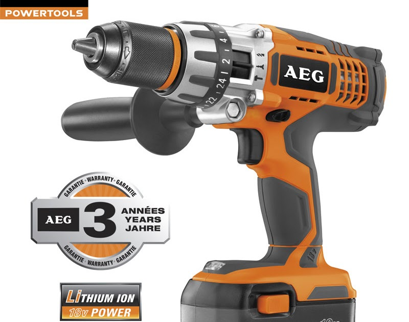 bsb18cli 18v combi hammer drill aeg powertools. Black Bedroom Furniture Sets. Home Design Ideas