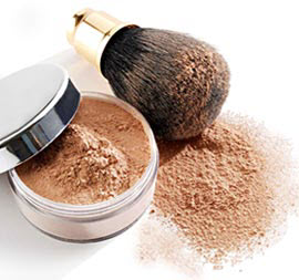 Makeup Foundation on How To Apply Foundation While Foundation Is Applied Over The Entire