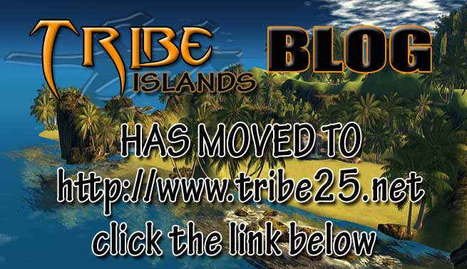 Tribe Islands- Second Life Virtual Community