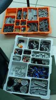 LEGO kit - Part I