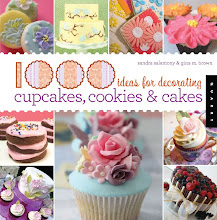 1,000 Ideas for Decorating Cupcakes, Cookies &amp; Cakes