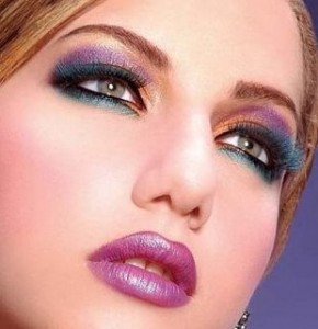 MAKE UP PERFEITA PARA FESTA