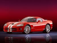 Viper Dodge Vermelho Velozes E Furiosos Plano Fundo De Tela Papel Parede