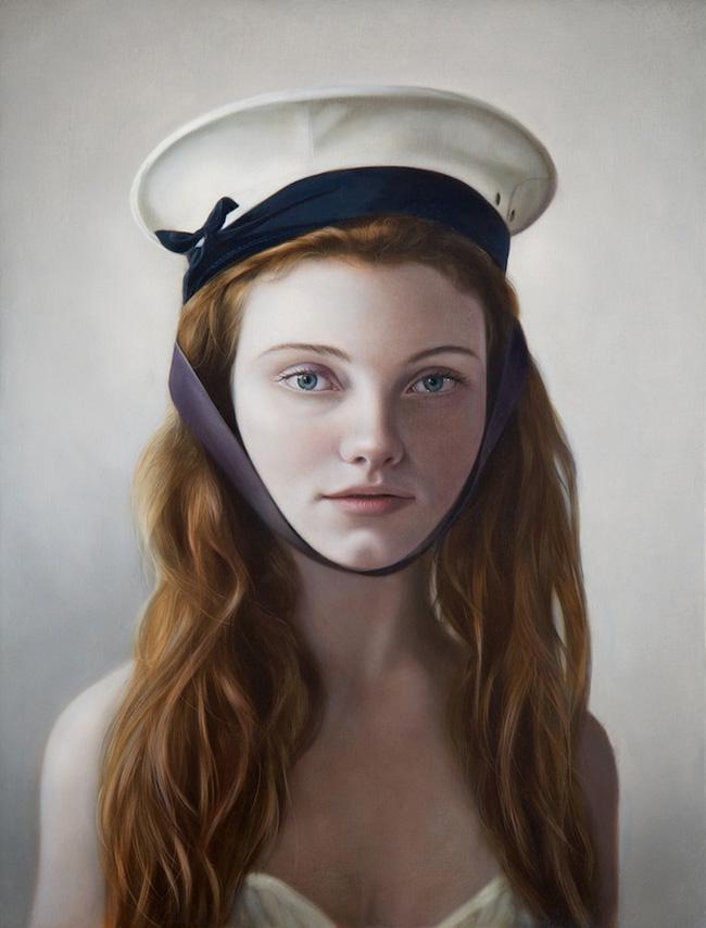figuration feminine : Mary Jane Ansell (1972)