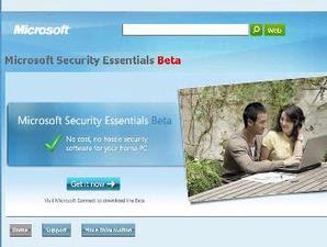 Anti Virus Gratis buatan Microsoft