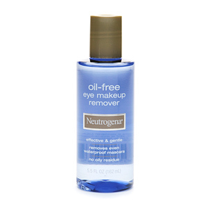 neutrogena oil free makeup remover