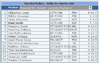 MonteCarlo especial 7