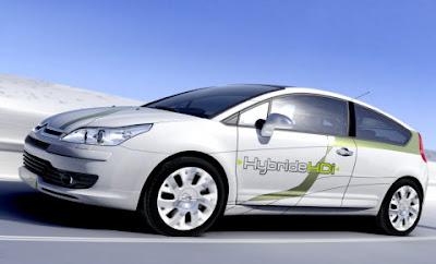 Prototipo C4 Hybrid