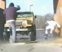 Lavado a presión Jeep