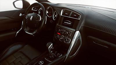 interior DS4