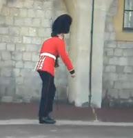 soldado potando