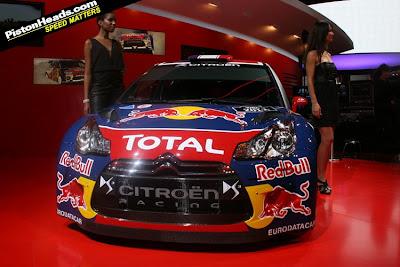 WRC Citroen