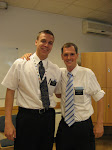 with Elder Devin Christensen