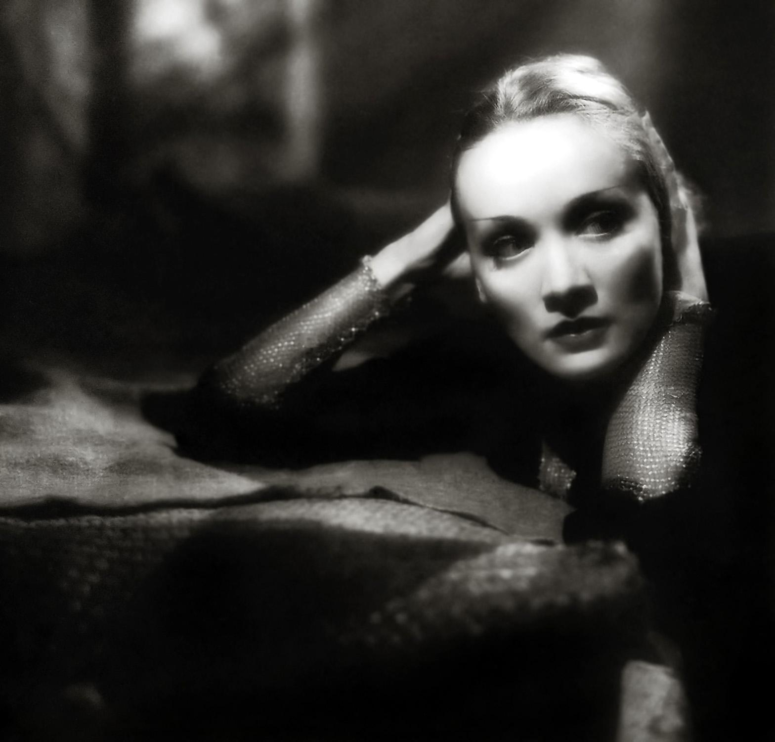 MARCO S Á N D O R: Las musas - Marlene Dietrich.