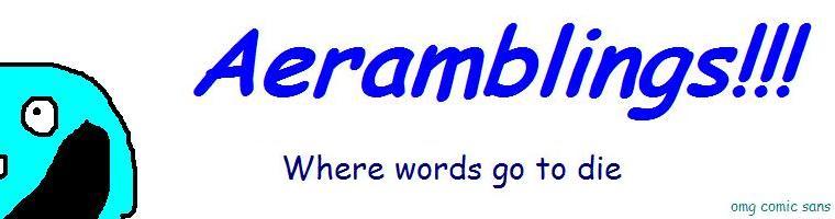 Aeramblings