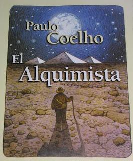 Paulo Coelho alquimista portada libro