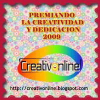 Creatividad y Dedicación 2009