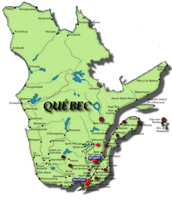 the reasons for the conflicts between quebec and main canada in history In addition to the main historical text, yee has created a series of fictional  as  well as the united province of canada, including quebec and ontario  the  push factors, such as floods and wars in china, made it hard for.