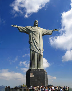 Christ Redeemer (1931) Rio de Janeiro, Brazil new seven wonders of the world