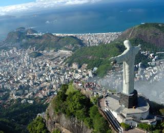 Christ Redeemer Statue Rio de Janiero