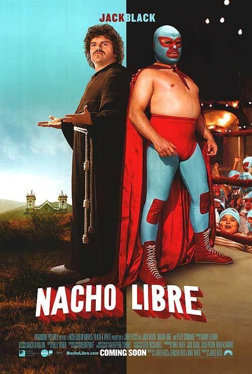 midnight drivein nacho libre 2006