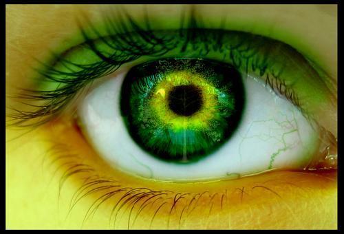 Descubre Como eres por el color de tus ojos