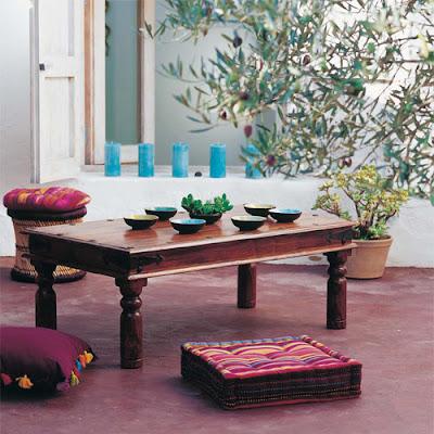 Comparte mi decoraci n muebles indios y marroquies - Muebles estilo indio ...