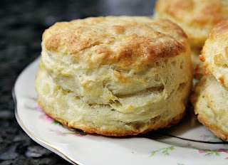 Grandma Cooks 365: Old-Fashioned Flaky Biscuits