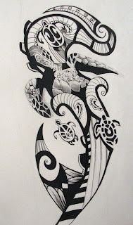 Beautiful Art of Maori Tattoos With Image Traditional Tribal Maori Tattoo Designs