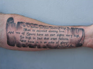 Quote Tattoos With Image Quote Tattoo Designs For Arm Tattoo Picture 1