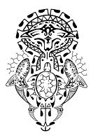 Beautiful Polynesian Tattoos With Image Polynesian Tribal Tattoo Designs Gallery Picture 7