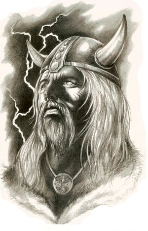 Viking Tattoo Design Picture 1