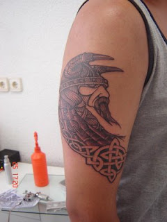 Art Shoulder Tattoos With Viking Tattoo Ideas With Image Shoulder Viking Tattoo Gallery 3