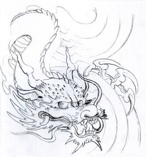 Japanese Dragon Tattoo Ideas With Japanese Head Dragon Tattoo Designs Gallery 7