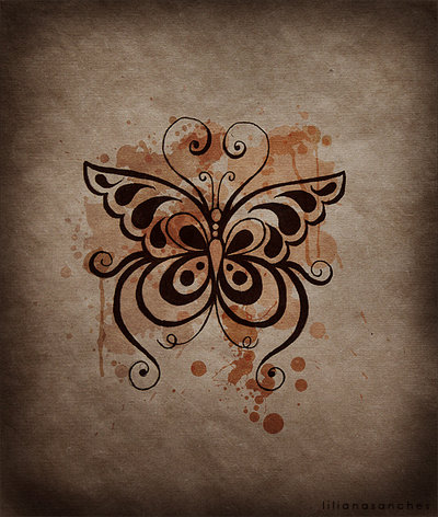 Tatto on Galleries  Cool Tattoo Ideas With Butterfly Tattoo Designs Gallery