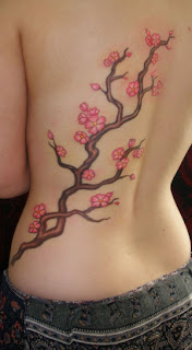 Back Piece Japanese Tattoos With Image Cherry Blossom Tattoo Designs Especially Back Piece Japanese Cherry Blossom Tattoos For Female Tattoo Gallery 3